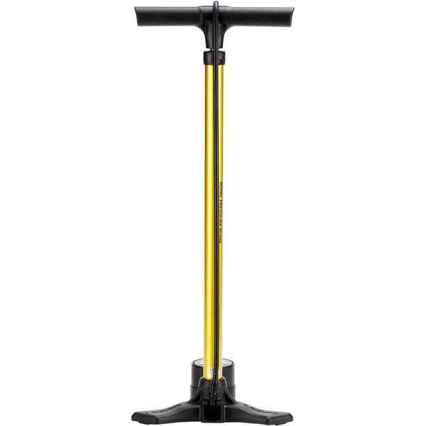 Lezyne Royal Pressure Digital Floor Pump, Or