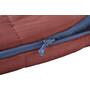 Nordisk Puk Junior Sleeping Bag 130-170cm Kids, rouge