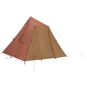 Nordisk Thrymheim 3 PU Tent, rouge/beige rouge/beige