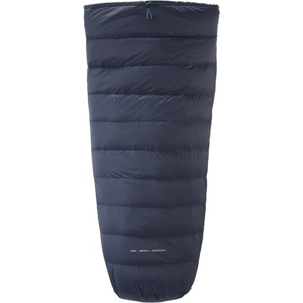 Y by Nordisk Cosy Legs Schlafsack S/M mood indigo/methyl blue