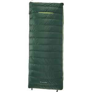 Y by Nordisk Tension Brick 200 Sleeping Bag L, negro/verde negro/verde