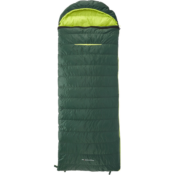 Y by Nordisk Tension Brick 400 Schlafsack XL scarab/lime