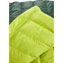Y by Nordisk Tension Comfort 300 Schlafsack L scarab/lime