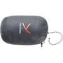 Y by Nordisk Tension Comfort 600 Sleeping Bag M, scarab/lime
