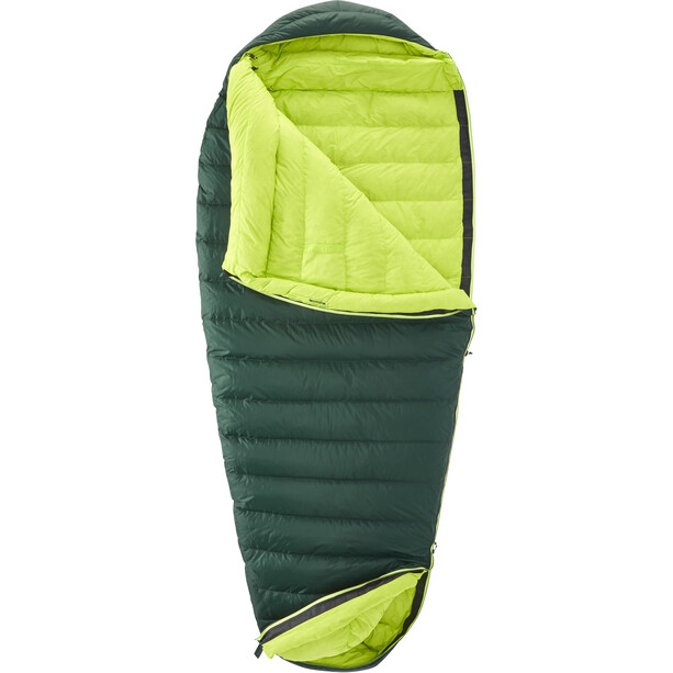 Y by Nordisk Tension Comfort 800 Schlafsack L scarab/lime