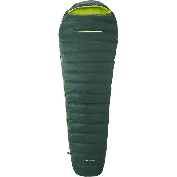 Y by Nordisk Tension Mummy 500 Schlafsack L schwarz/grün