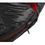 Y by Nordisk V.I.B 250 Schlafsack L black/fiery red