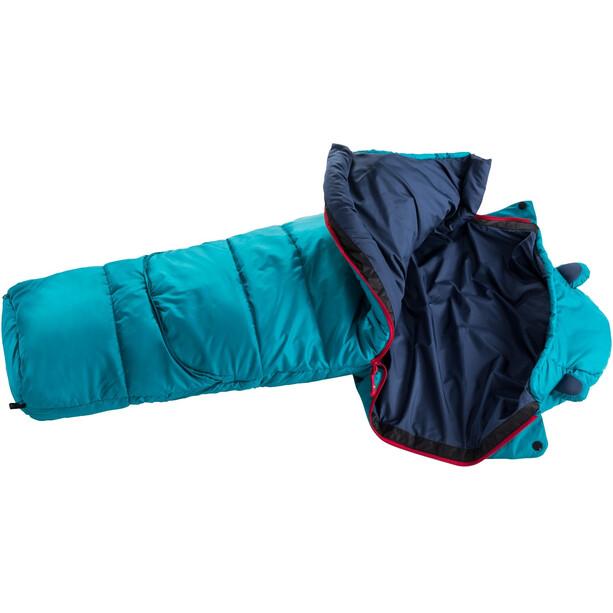 deuter Little Star Sleeping Bag Kids Blå