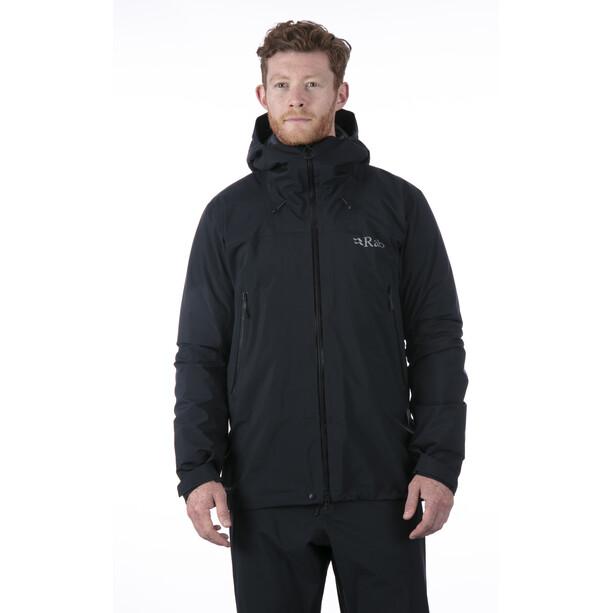 Rab Kangri GTX Jacket Men, musta