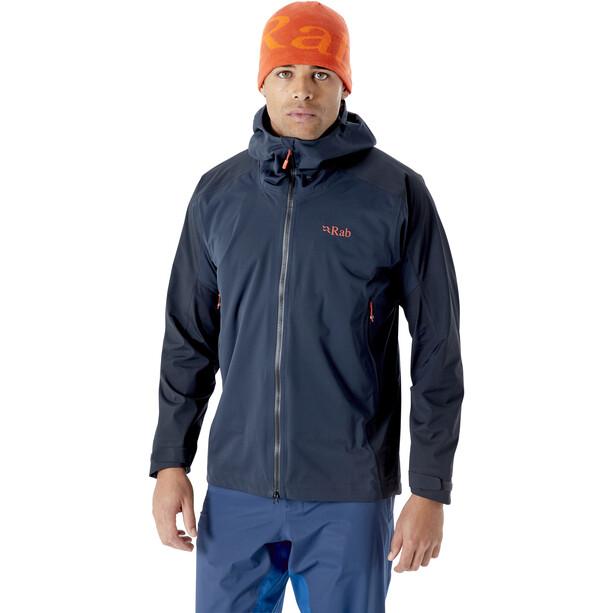 Rab Kinetic Alpine 2.0 Jacke Herren beluga