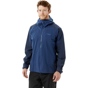 Rab Kinetic Alpine 2.0 Jacke Herren nightfall blue nightfall blue