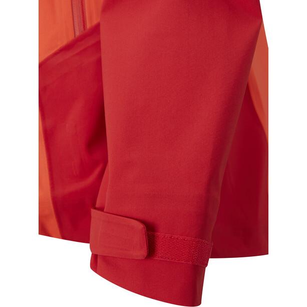 Rab Kinetic Alpine 2.0 Jacke Damen rot