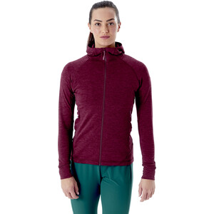 Rab Nexus Jacke Damen deep heather deep heather