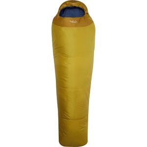Rab Solar 1 Sleeping Bag Men, amarillo amarillo