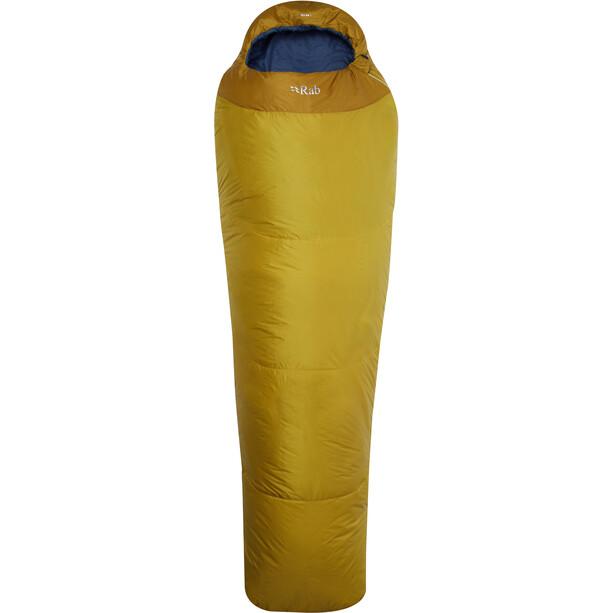Rab Solar 1 Sleeping Bag Men, sulphur