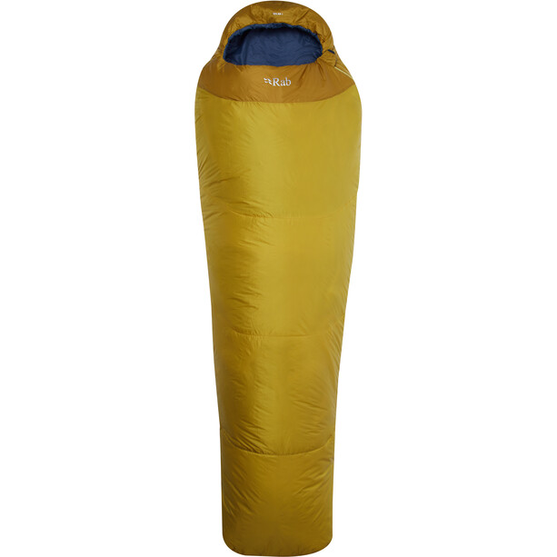 Rab Solar 1 Schlafsack Herren sulphur