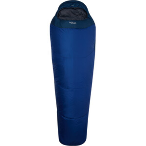 Rab Solar 3 Schlafsack XL Herren blau blau