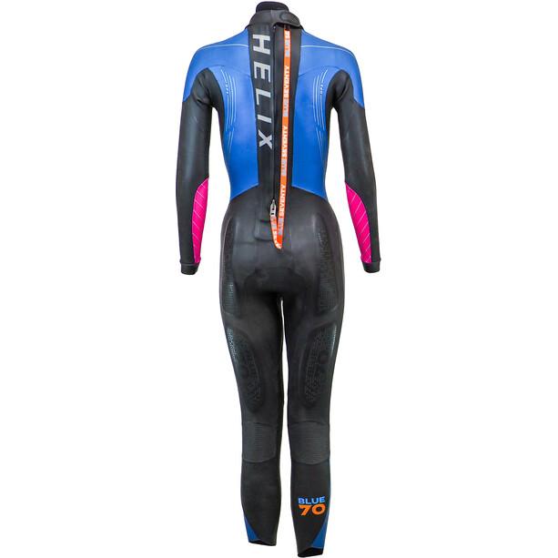blueseventy Helix Wetsuit Damen black/blue