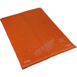 Vango Dreamer 5 Sleeping Mat Double, orange orange