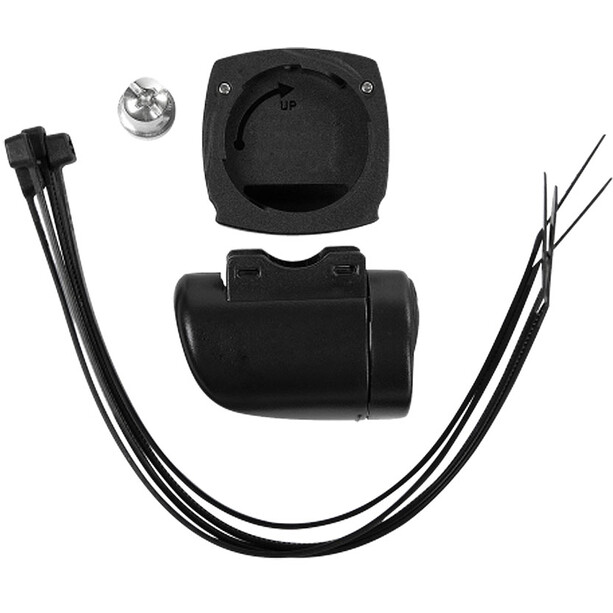 Cube Styrhållare med sändare black