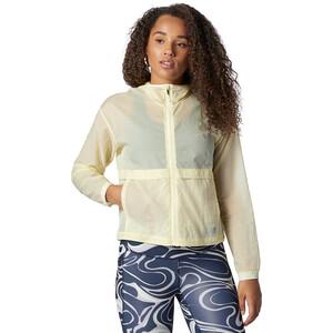 New Balance Impact Run Light Pack Jacket Women vit vit