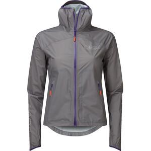 OMM Halo+ jakke med lommer Dame Grå Grå