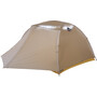 Big Agnes Tiger Wall UL3 mtnGLO Zelt greige/gray/yellow