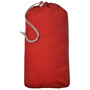 Big Agnes Essentials Stuff Sacks 3er-Pack 2l/3l/5l grau/rot