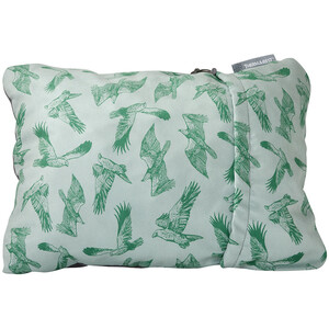 Therm-a-Rest Compressible Pillow M, vihreä vihreä