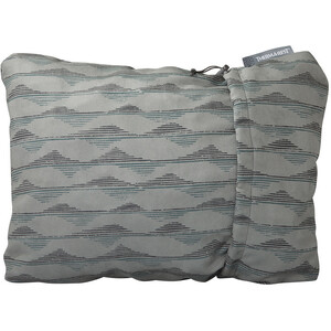 Therm-a-Rest Compressible Pillow M, harmaa harmaa