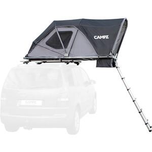 CAMPZ Softshell Autodachzelt grau/schwarz grau/schwarz