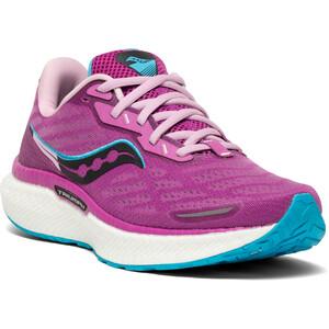 saucony Triumph 19 Shoes Women, rosa rosa