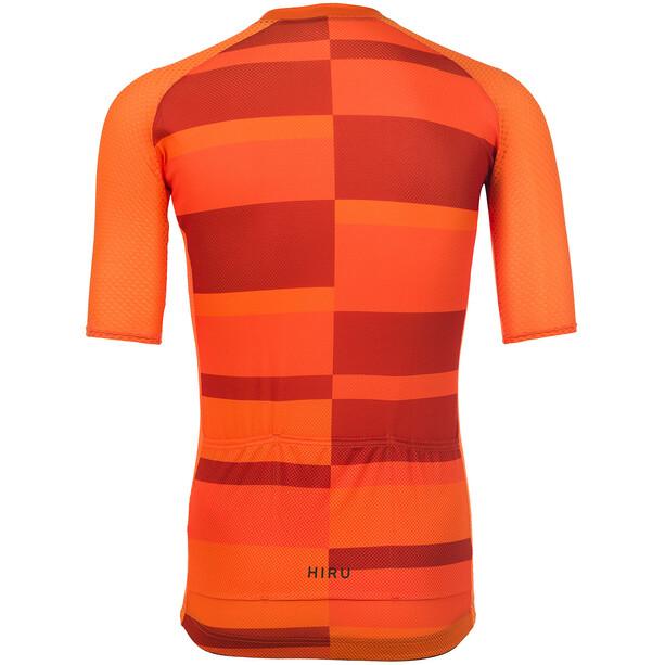 Orbea Light Shortsleeve Jersey Men, orange