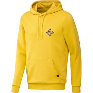 adidas Five Ten Graphics Hoodie Herren gelb gelb