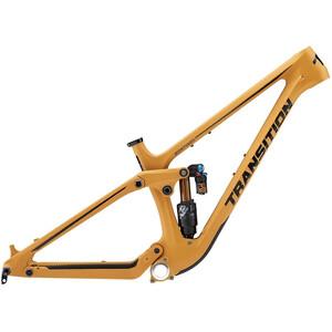 Transition Bikes Sentinel Frame Set Carbon guld guld