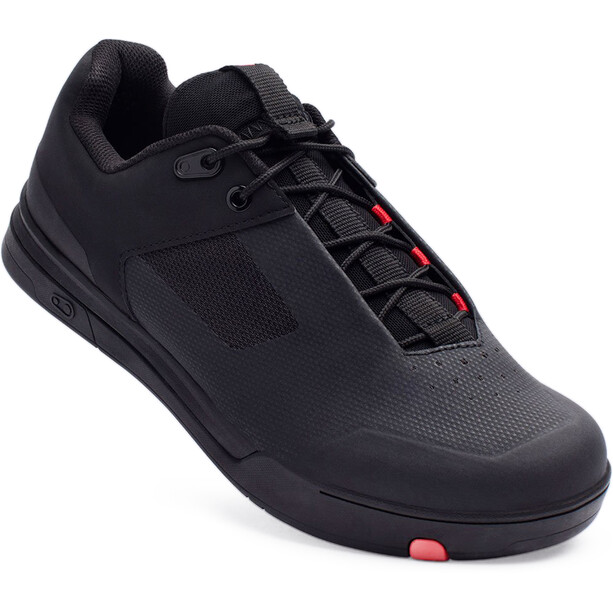 Crankbrothers Mallet Lace Schuhe schwarz/rot