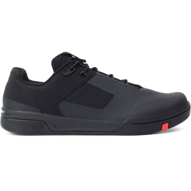 Crankbrothers Stamp Lace Shoes, noir/rouge
