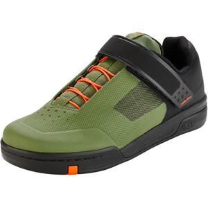 Crankbrothers Stamp Speedlace Schuhe grün/orange grün/orange