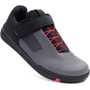 Crankbrothers Stamp Speedlace Schuhe grau/rot grau/rot