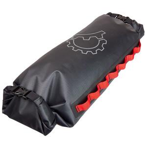 Revelate Designs Saltyroll Lenkertasche 15l Wasserdicht schwarz schwarz
