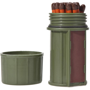 UCO Stormproof Matches, olive olive