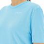 UYN Airstream Shortsleeve Running Shirt Women, blue atoll