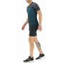 UYN Coolboost Shortsleeve Running Shirt Men, agua/dawn grey