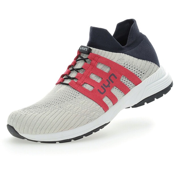 UYN Nature Tune Shoes Women, iron/carbon/cherry