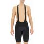UYN Ridemiles Biking Bib Shorts Men, black/black