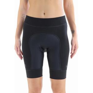 UYN Ridemiles Pantaloncini da ciclista Donna, nero nero