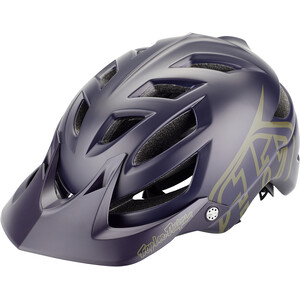 Troy Lee Designs A1 Helm oliv oliv