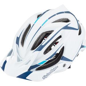 Troy Lee Designs A2 Mips Helm silber silber