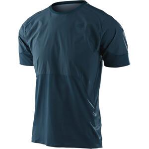 Troy Lee Designs Drift SS Jersey Men, blauw blauw