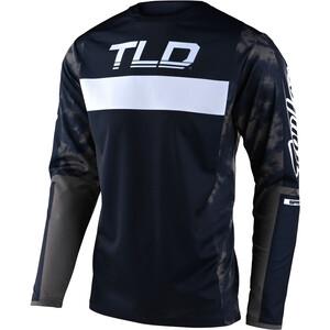 Troy Lee Designs Sprint Langarmtrikot Herren blau/grau blau/grau